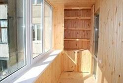Отделка, ремонт, утепление, балконов и лоджий г. Калтан