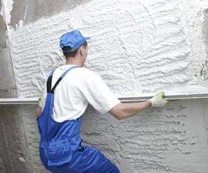 Выравнивание стен родбандом Калтан - частные мастера, штукатуры-маляры